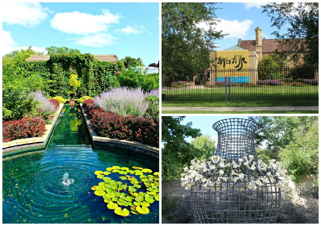 Paine Art Center And Gardens Part - 33: The Paine Art Center And Gardens, Oshkosh, WI, ...