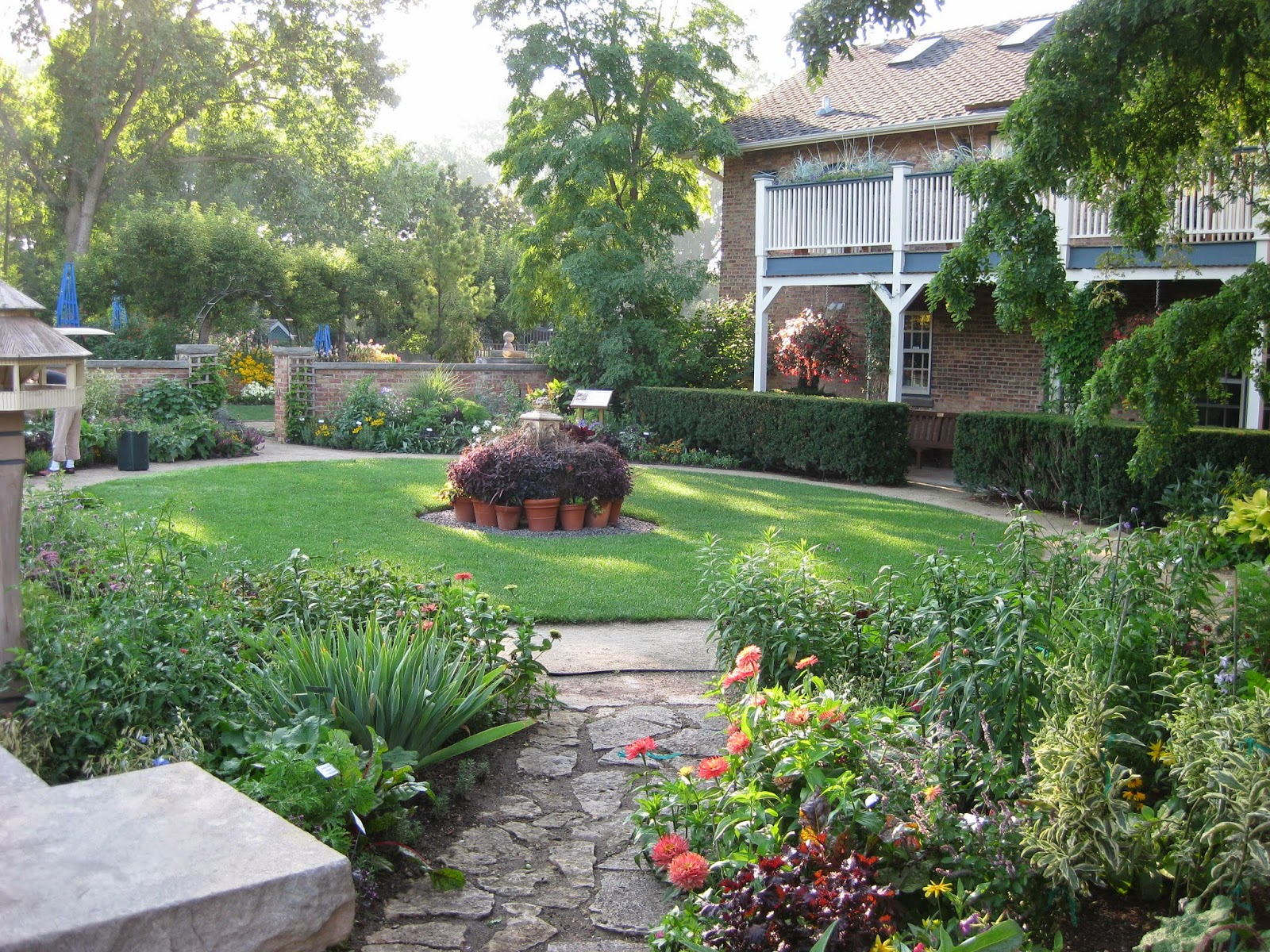 english cottage garden - Cottage Garden