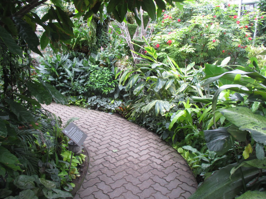 Chicago Botanic Garden Rotary Botanical Gardens