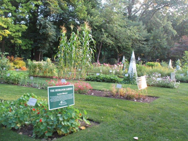 The Heirloom Garden - Rotary Botanical Gardens