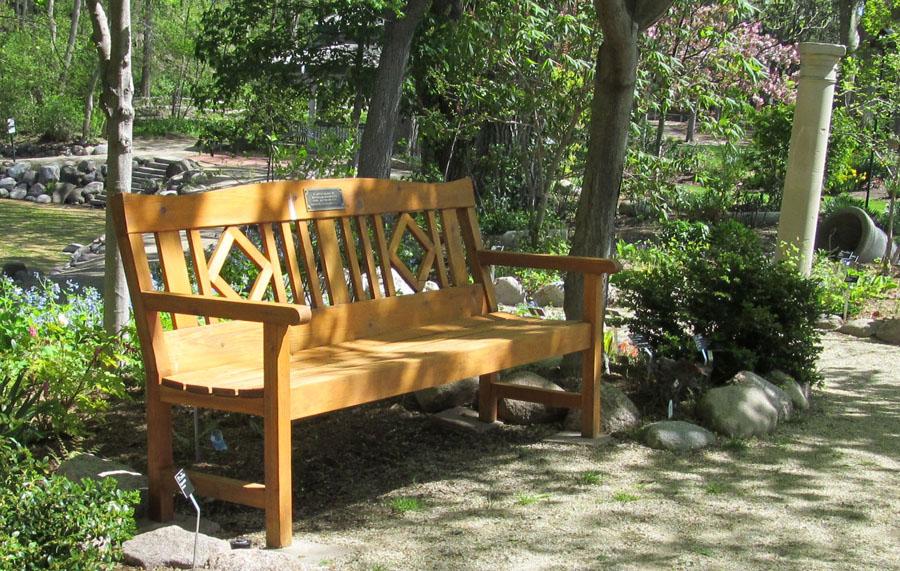 Memorials Rotary Botanical Gardens